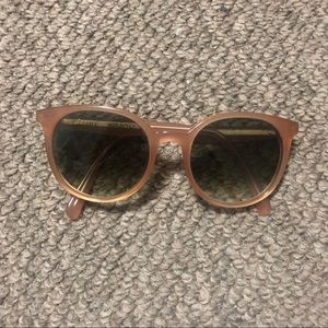 Authentic Celine small thin mary Sunglasses